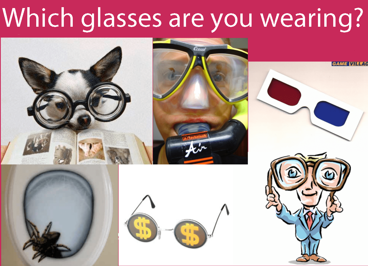 which glasses are you wearing2