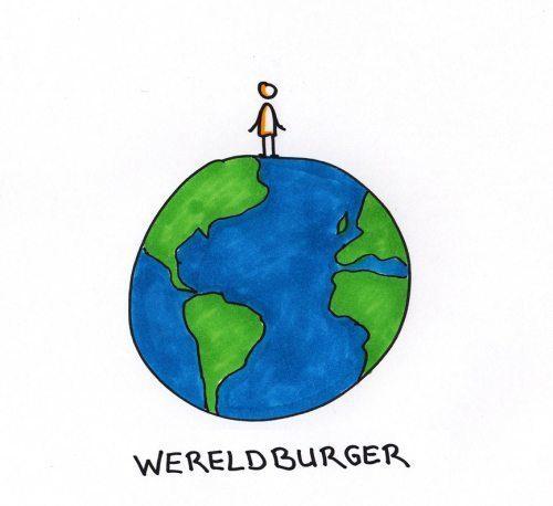 WereldburgerTekst www.yvonnedehont.nl