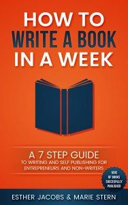 Write a book in a week
