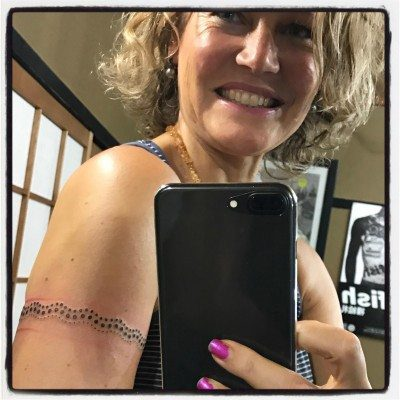connecting the dots tattoo