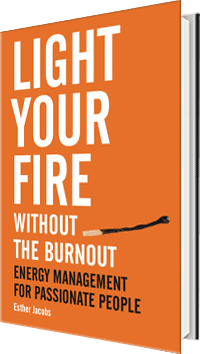 Light your fire without the burnout