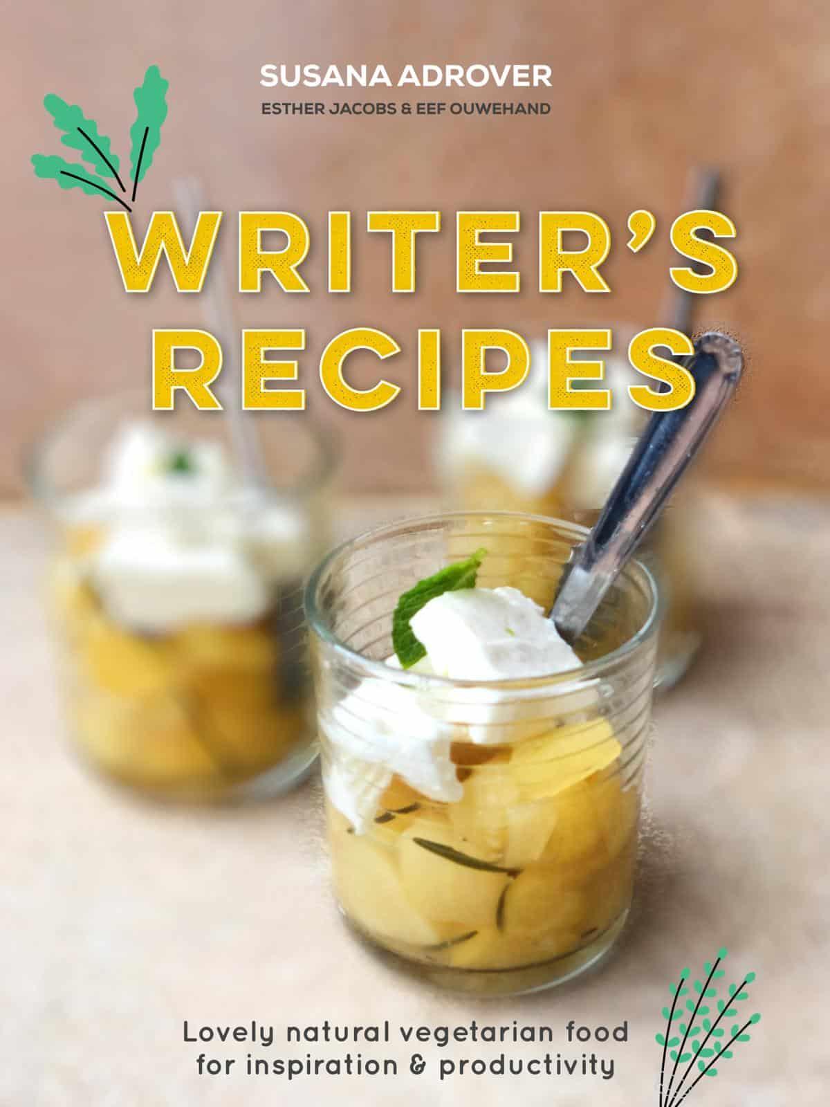 Writers recipe book