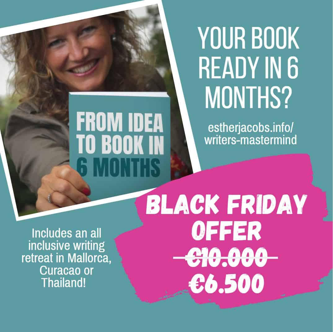 Mastermind: from idea to book in 6 months