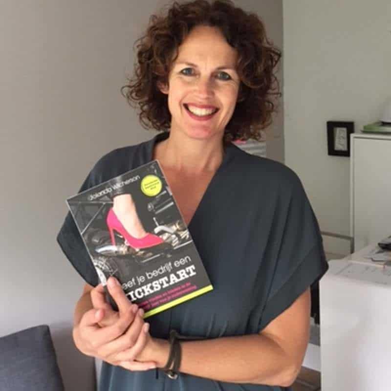 Jolanda-Wicherson-Geef-je-bedrijf-een-kickstart - Write your book