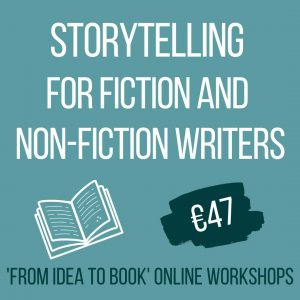 Storytelling for fiction  and non fiction writers