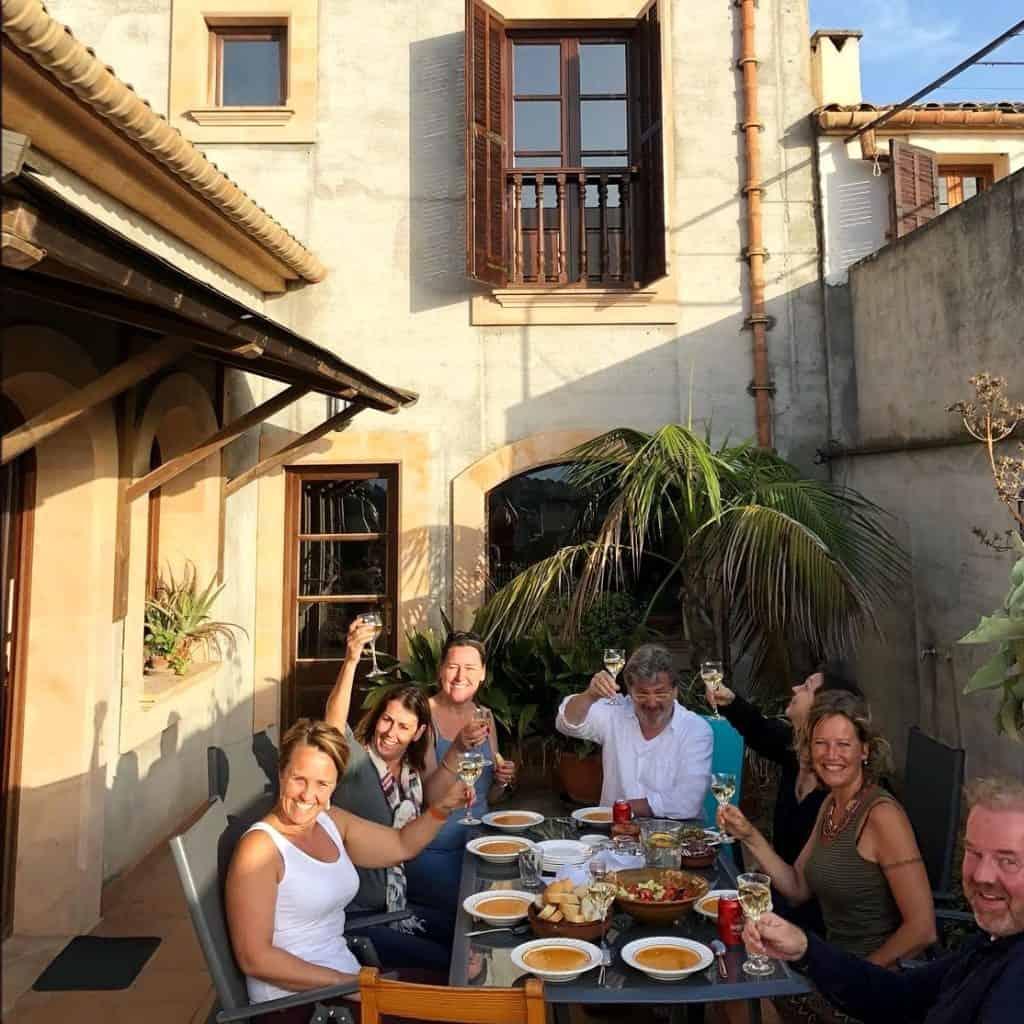 Write your book in Mallorca