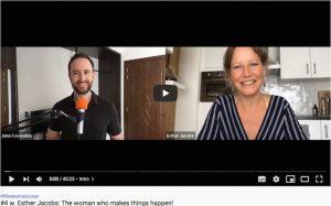 EJ-makes things happen - Media Appearances