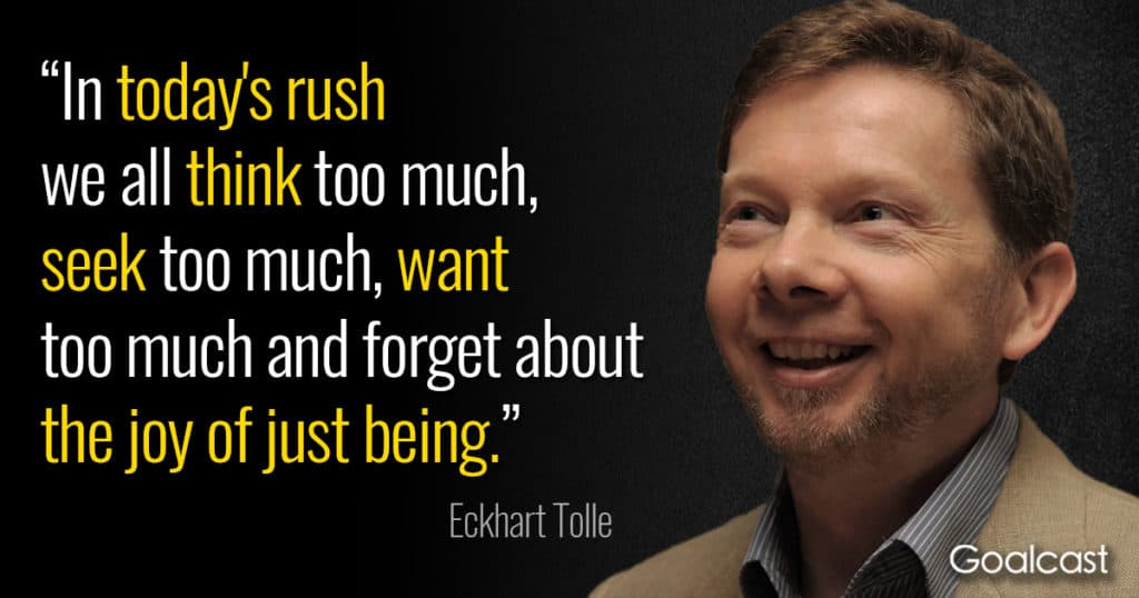 Eckhart-Tolle-quote-Do you reflect on the lessons from your relationships? - Inspiration shot January 2021