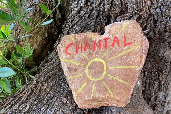 Chantal - Adopt an olive tree