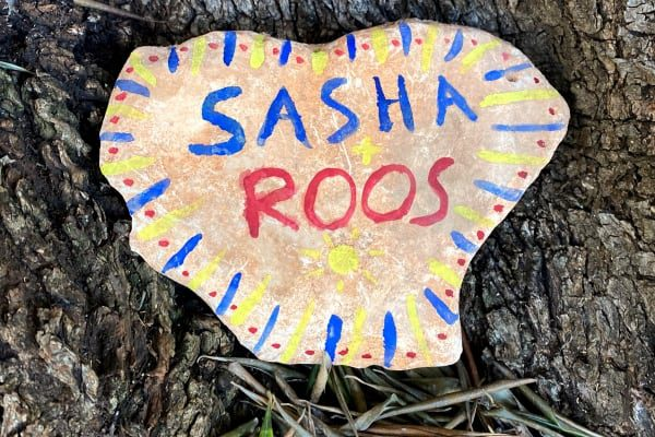 Sasha Roos - Adopt an olive tree