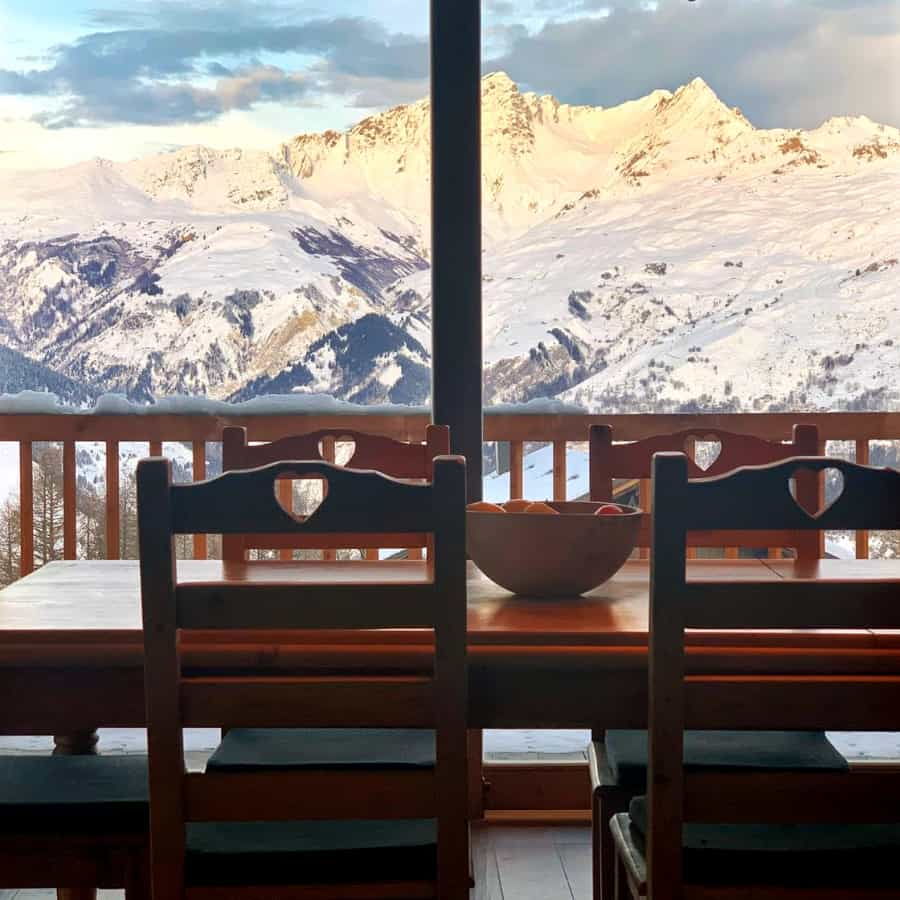 Write your book in the French Alps