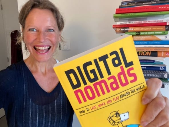Digital nomad book - 10 practical applications of self-publishing platforms you probably