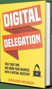 Digital delegation - Bookstore - www.estherjacobs.info